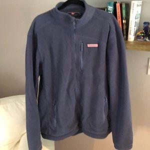 Vineyard Vines fleece jacket